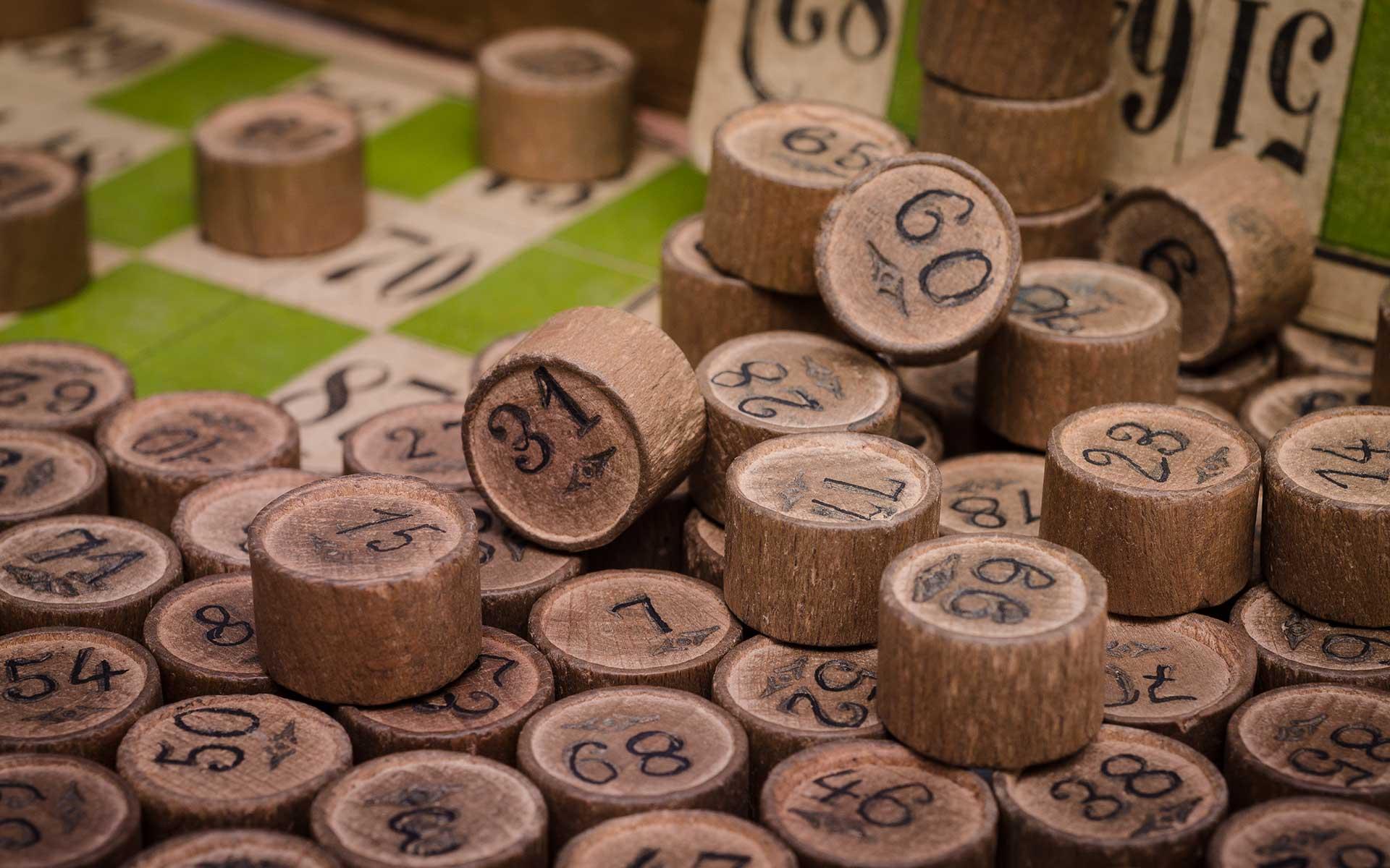 Organisation bingo